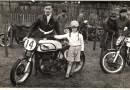 Ken Radcliff with me aged about 10 about 1955