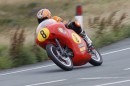 MGP & Classic TT Practice Windy Corner 20th Aug 2013